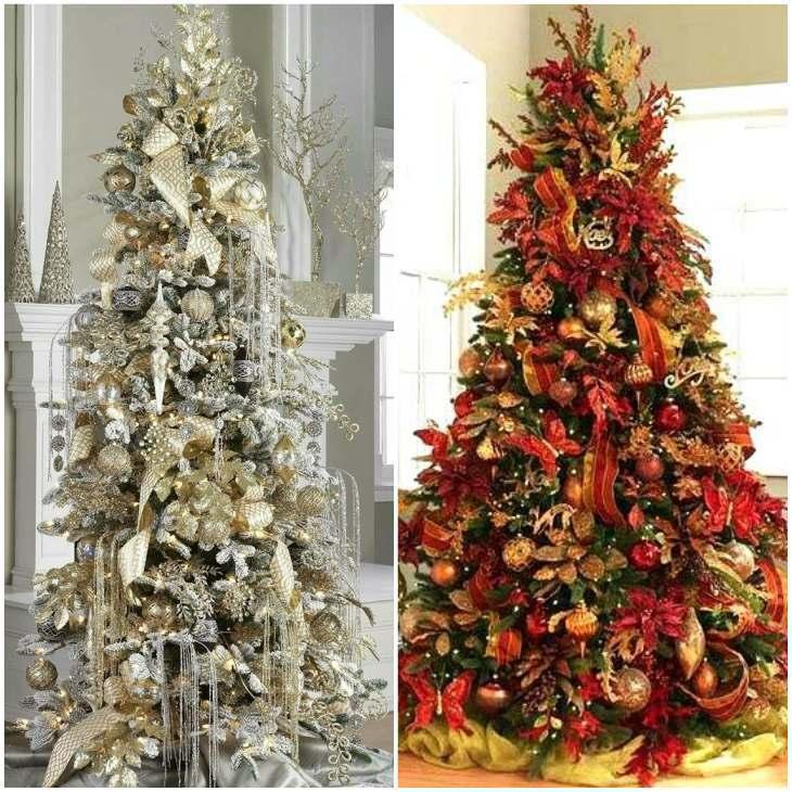 Как правильно украсить новогоднюю елку на 2019 год 1
