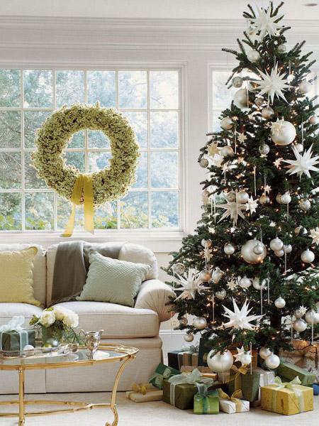 Как правильно украсить новогоднюю елку на 2019 год 3