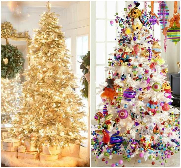 Как правильно украсить новогоднюю елку на 2019 год 4