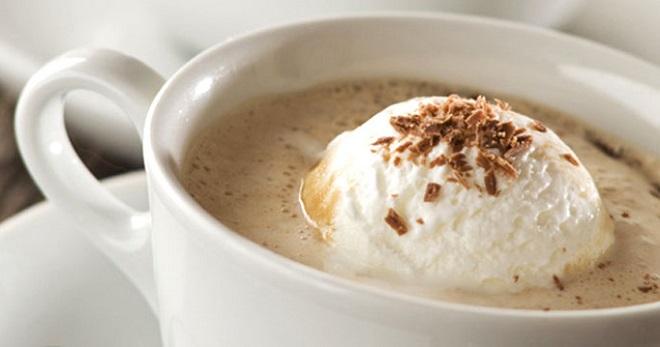Как приготовить кофе с мороженым - пошаговое приготовление 1