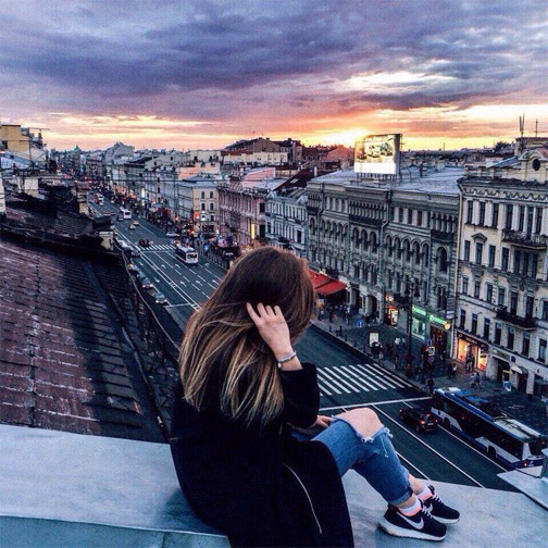 Картинки на аву девушкам с лицом и без за октябрь 2018 - подборка 11