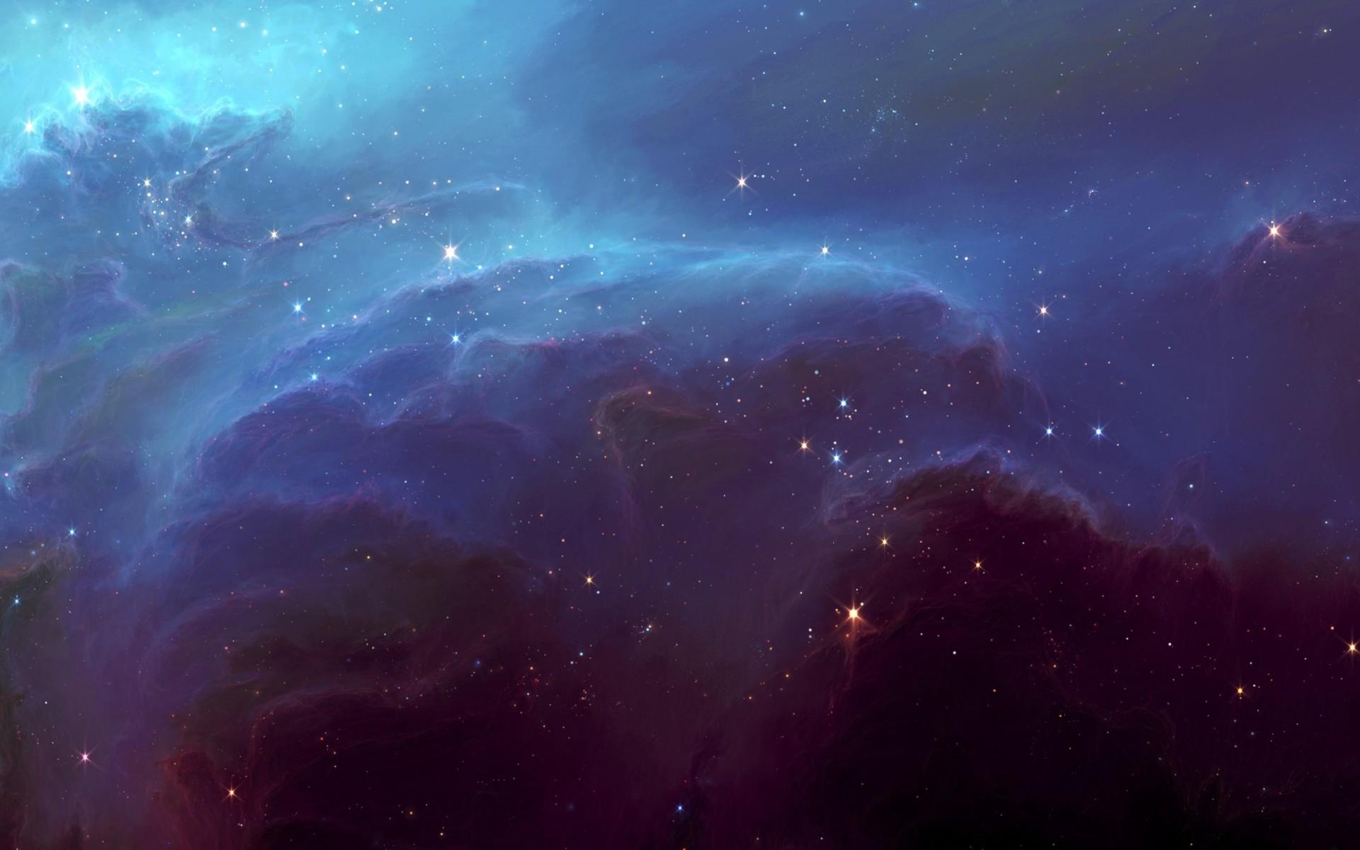 Космос красивые картинки и арты. Подборка ярких изображений 1