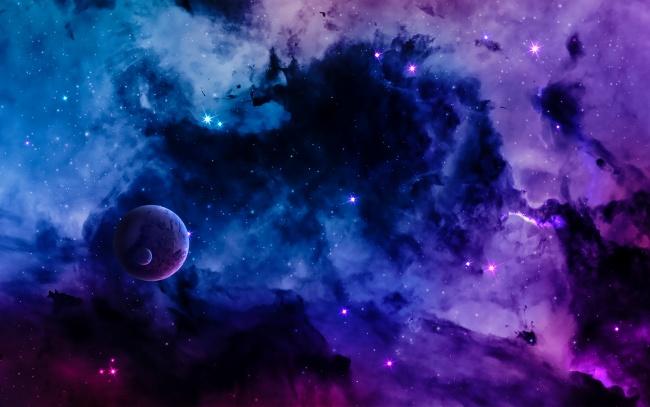 Космос красивые картинки и арты. Подборка ярких изображений 10