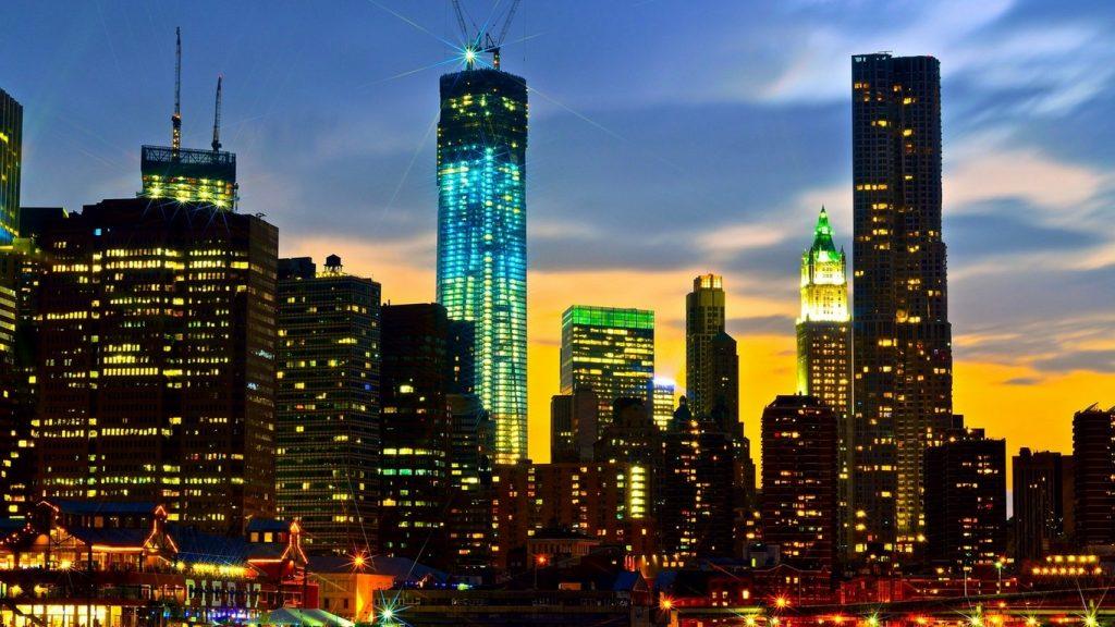 Красивые города и места - обои для рабочего стола №8 11