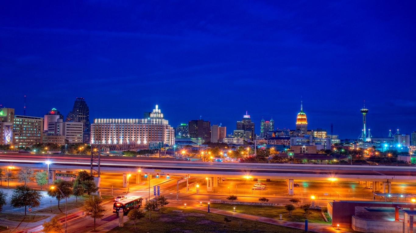 Красивые и необычные картинки Города на рабочий стол - сборка №11 12