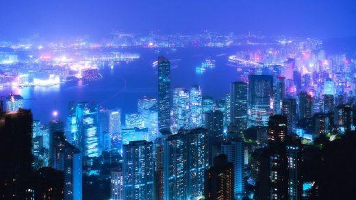 Красивые и необычные картинки Города на рабочий стол - сборка №11 13