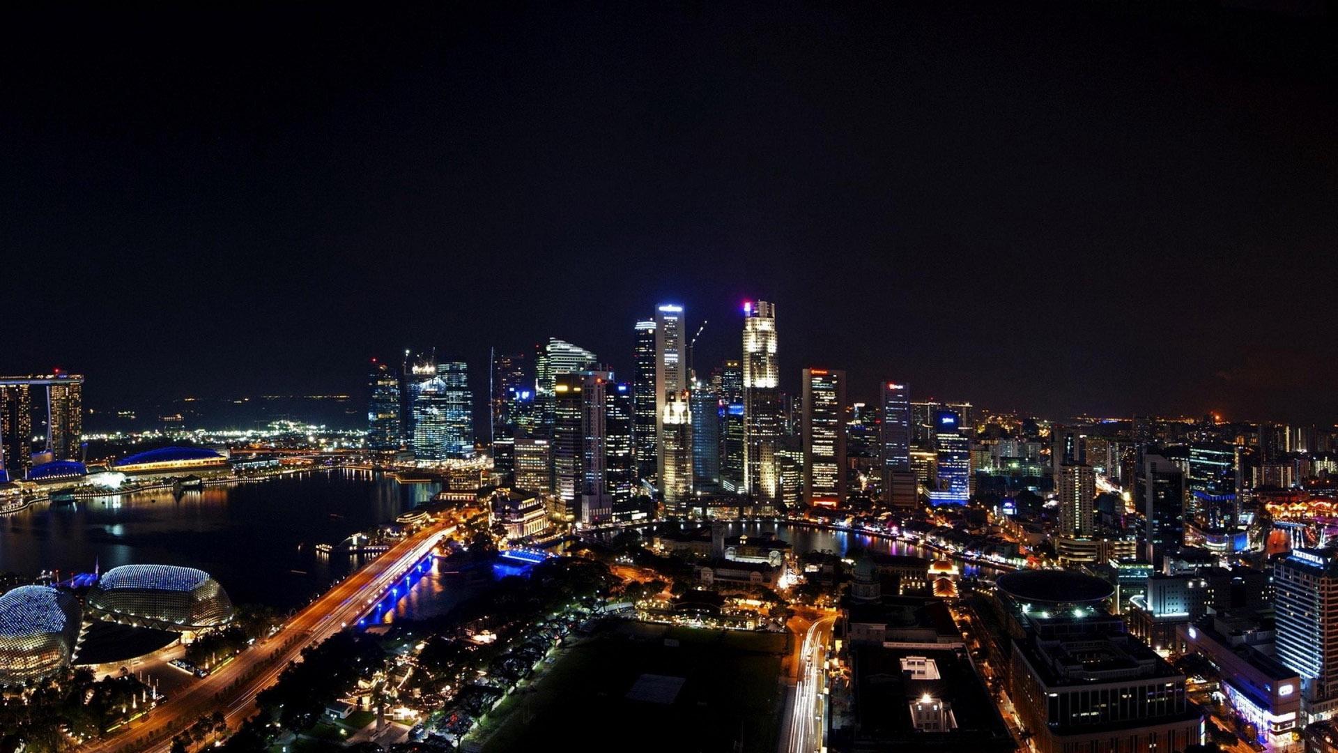 Красивые и удивительные картинки Города на рабочий стол - сборка №7 10
