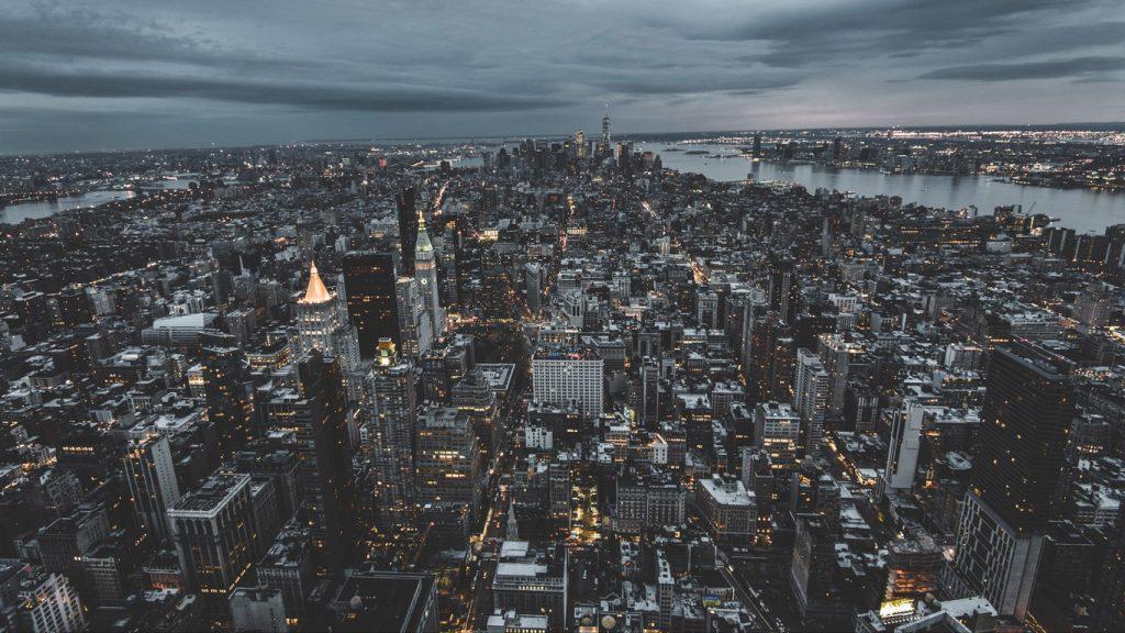 Красивые и удивительные картинки Города на рабочий стол - сборка №7 17