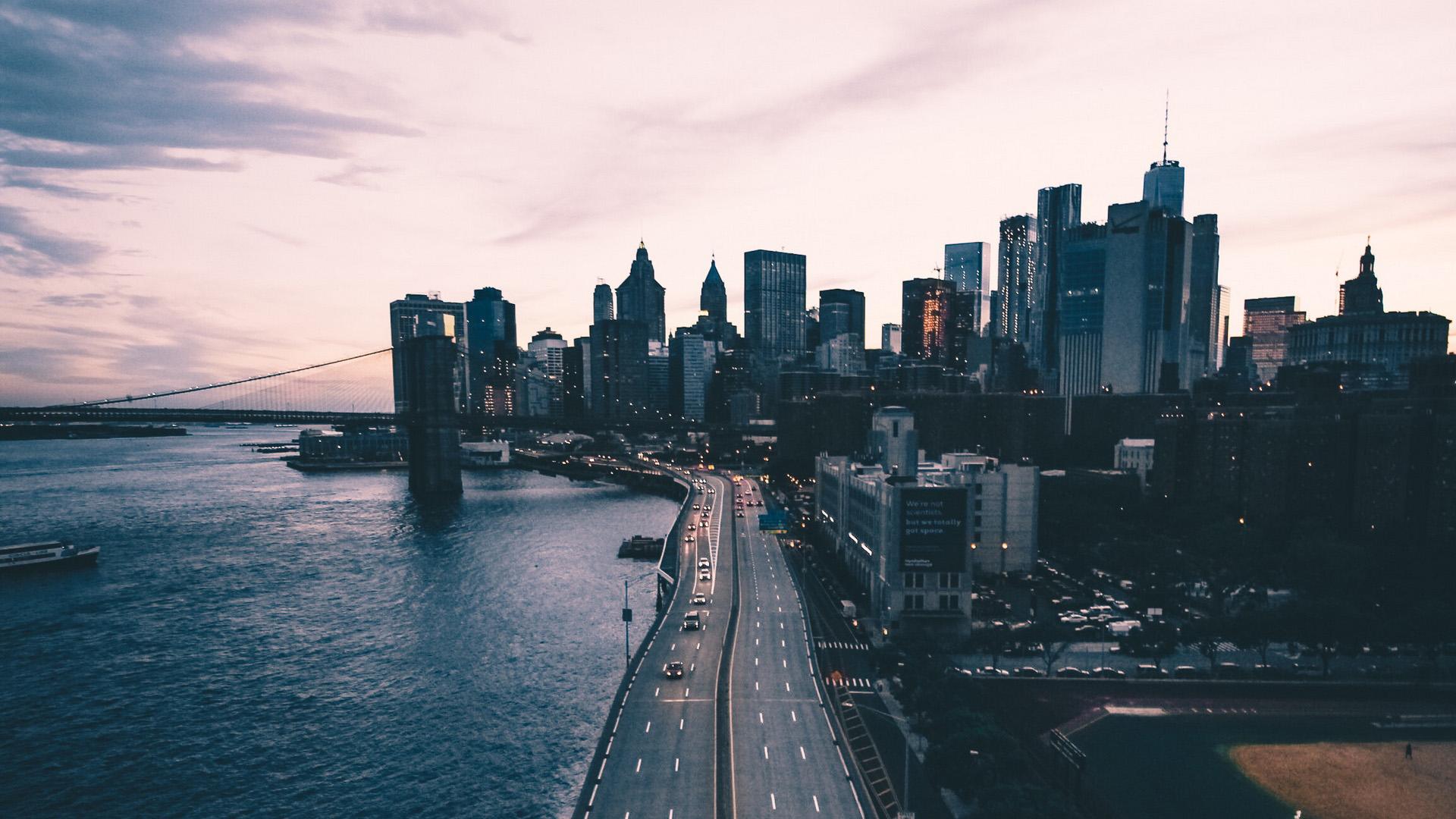 Красивые и удивительные картинки Города на рабочий стол - сборка №7 5