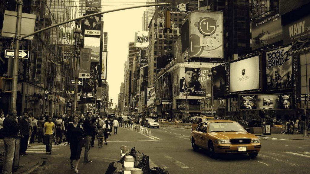 Красивые и удивительные картинки Города на рабочий стол - сборка №7 6