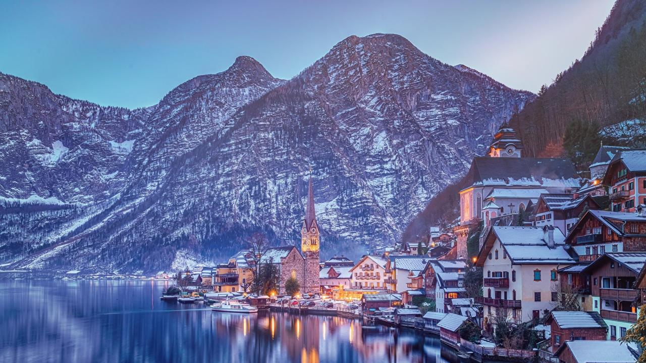 Красивые картинки Альпы. Удивительные фото на рабочий стол 1