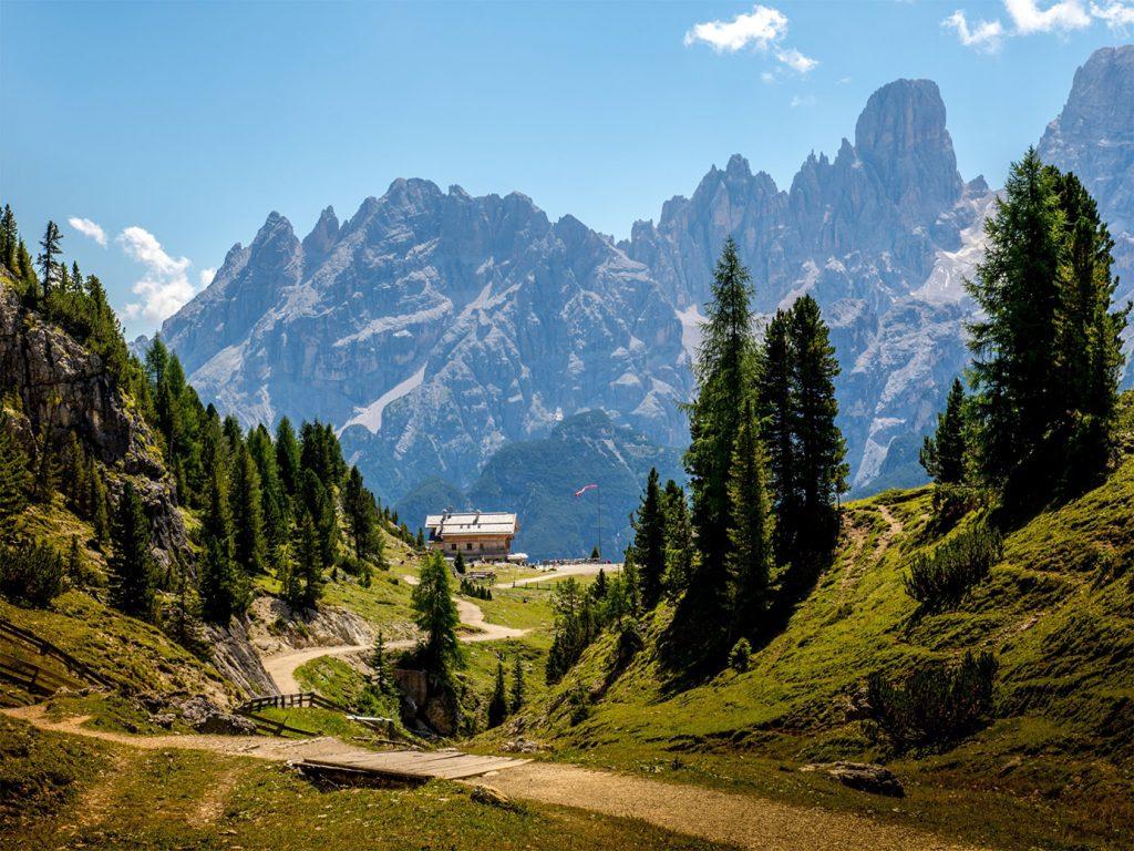 Красивые картинки Альпы. Удивительные фото на рабочий стол 2