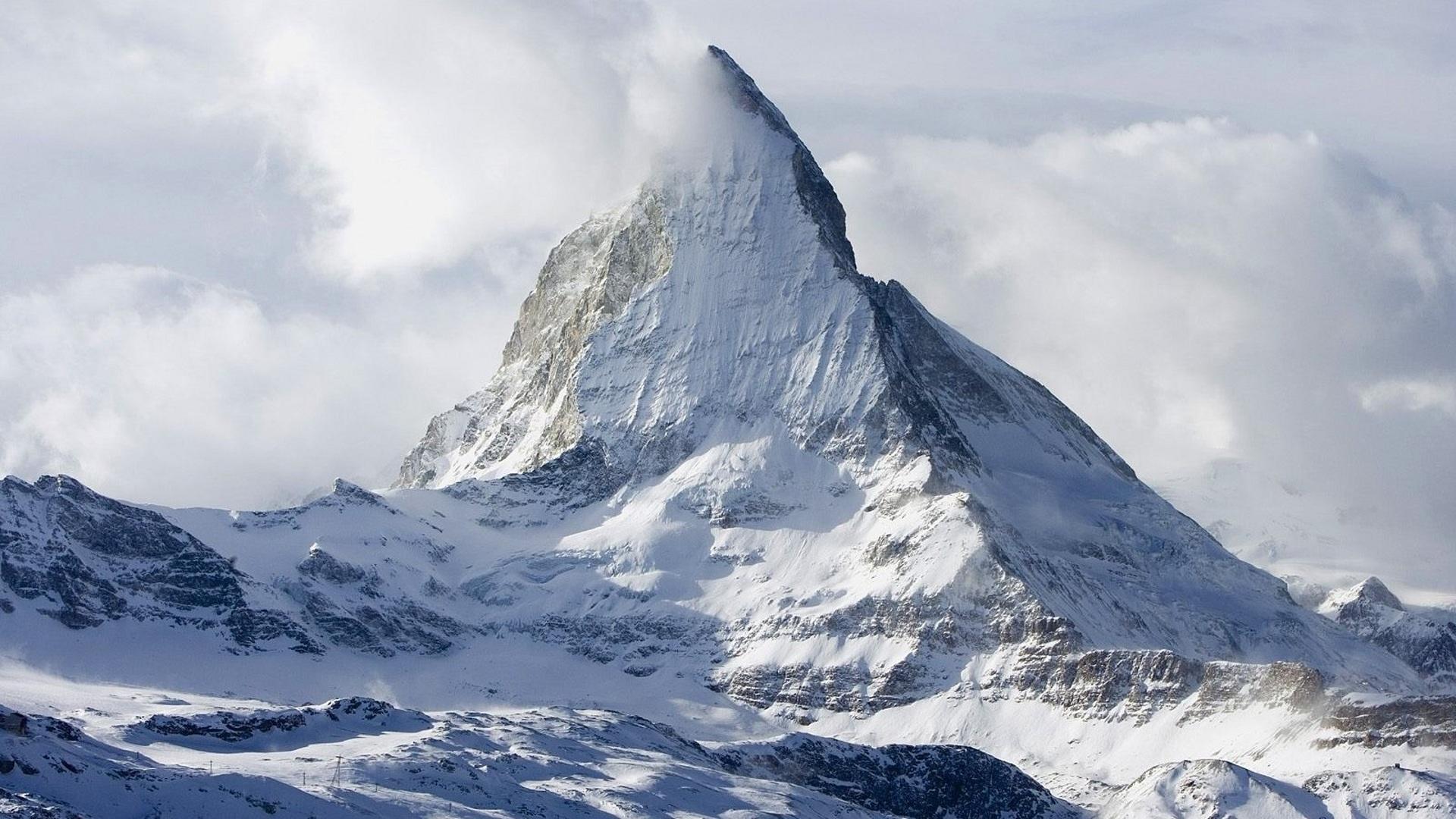Красивые картинки Альпы. Удивительные фото на рабочий стол 6