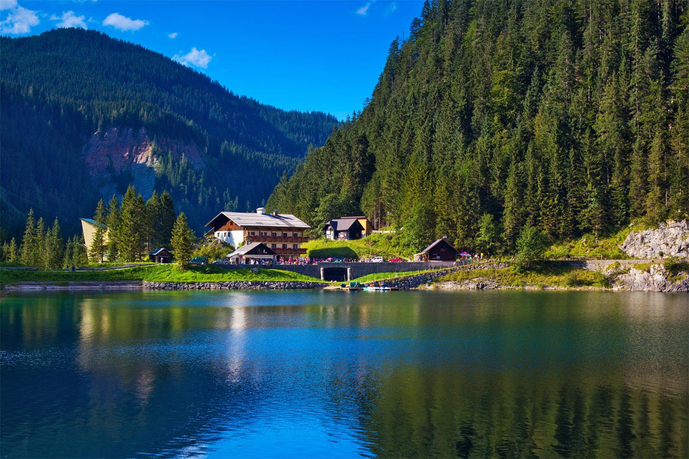 Красивые картинки Альпы. Удивительные фото на рабочий стол 9