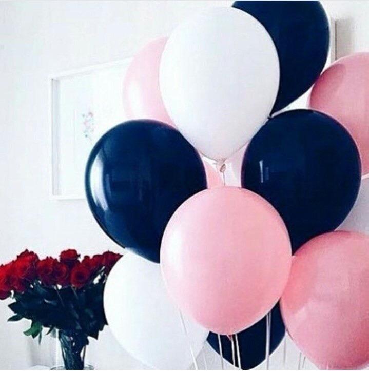 Красивые картинки Воздушные шарики - интересные обои, фото 10