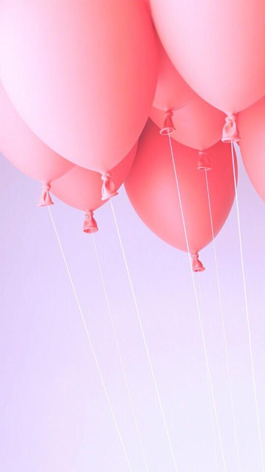 Красивые картинки Воздушные шарики - интересные обои, фото 11