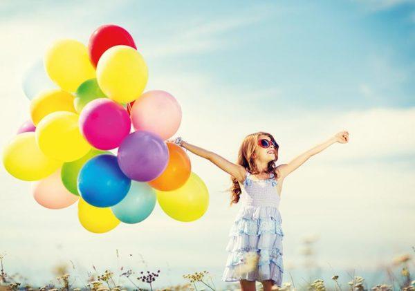 Красивые картинки Воздушные шарики - интересные обои, фото 14