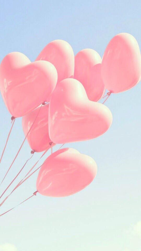 Красивые картинки Воздушные шарики - интересные обои, фото 4