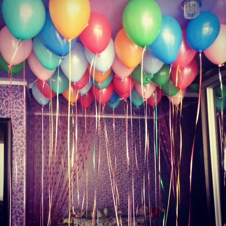 Красивые картинки Воздушные шарики - интересные обои, фото 9