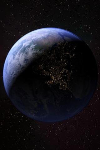 Красивые картинки планеты Земля на телефон - сборка 10