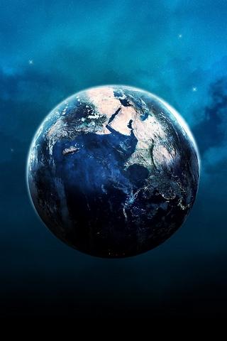 Красивые картинки планеты Земля на телефон - сборка 2