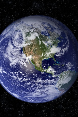 Красивые картинки планеты Земля на телефон - сборка 4