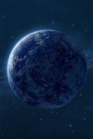 Красивые картинки планеты Земля на телефон - сборка 6