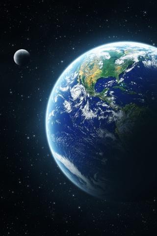 Красивые картинки планеты Земля на телефон - сборка 9