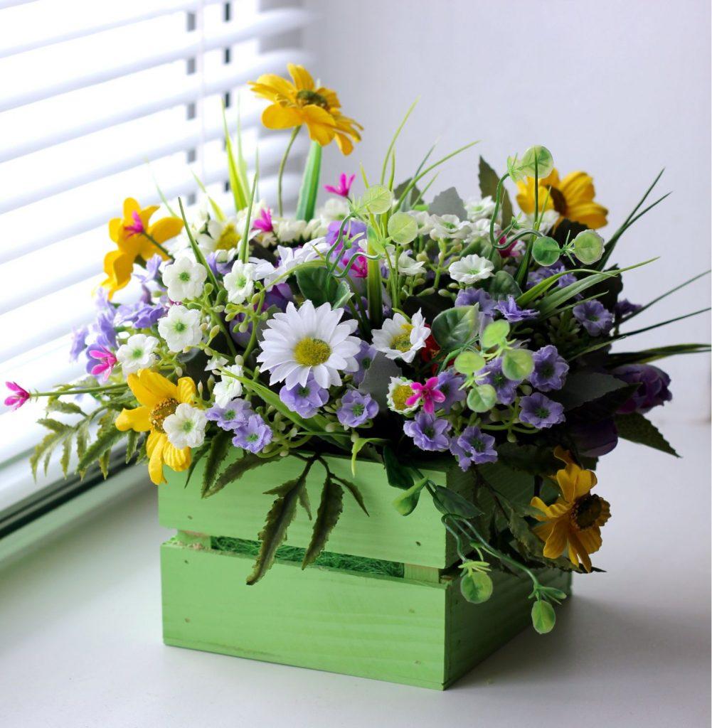 Красивые полевые цветы - удивительные картинки и фотографии 4