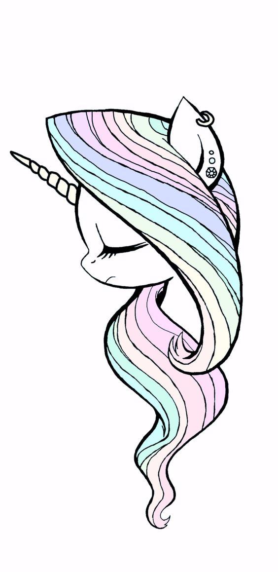 Лучшие картинки для срисовки для девочек 9 лет - подборка 13