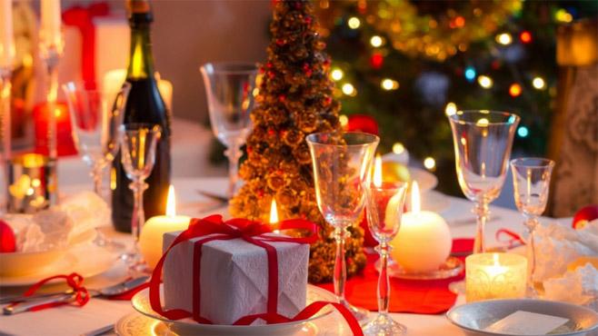 Любимые лакомства Желтой Свиньи на новогоднем столе 2019 1