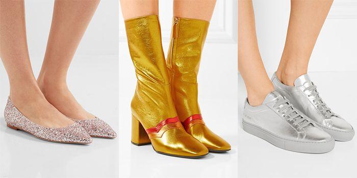 Модная обувь для женщин сезона осень-зима 2018-2019 года 1