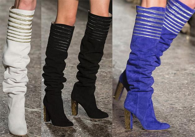 Модная обувь для женщин сезона осень-зима 2018-2019 года 5