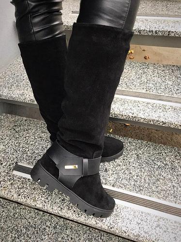 Модная обувь для женщин сезона осень-зима 2018-2019 года 6