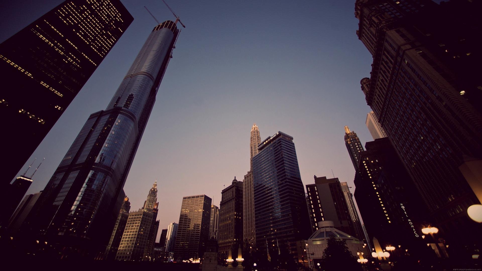Очень красивые картинки и обои Городов для рабочего стола №9 8