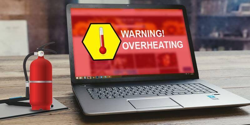 Почему греется ноутбук и что с этим делать - причины, помощь 1
