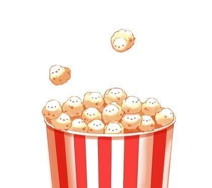 Прикольные и красивые арт-картинки сладостей и вкусностей - сборка 10