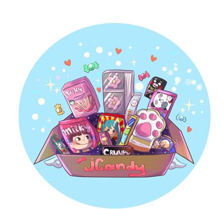 Прикольные и красивые арт-картинки сладостей и вкусностей - сборка 14