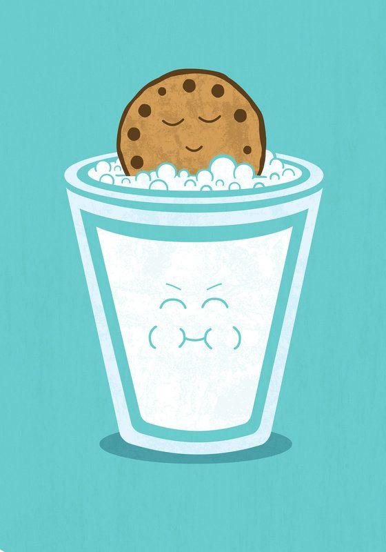 Прикольные и красивые арт-картинки сладостей и вкусностей - сборка 17