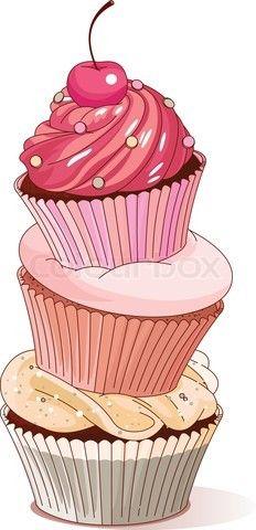 Прикольные и красивые арт-картинки сладостей и вкусностей - сборка 21