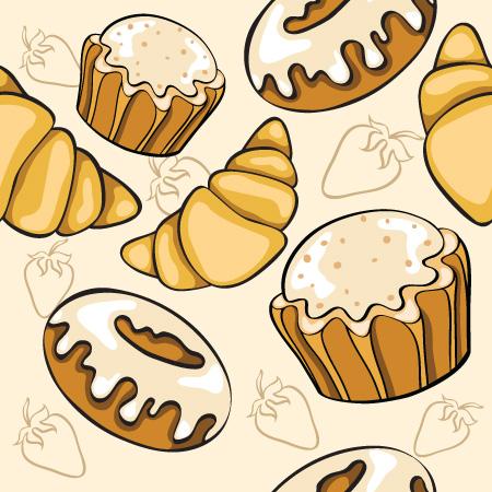 Прикольные и красивые арт-картинки сладостей и вкусностей - сборка 31