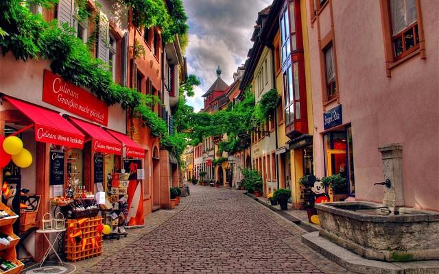 Самые красивые фото и картинки улицы - подборка 20 фотографий 7