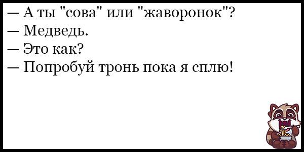 Смешные анекдоты про животных и питомцев до слез - подборка №128 6