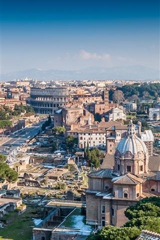 Удивительные обои и картинки на телефон Италия - фото страны 11