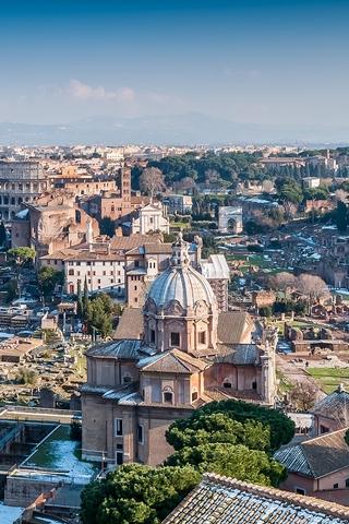 Удивительные обои и картинки на телефон Италия - фото страны 8