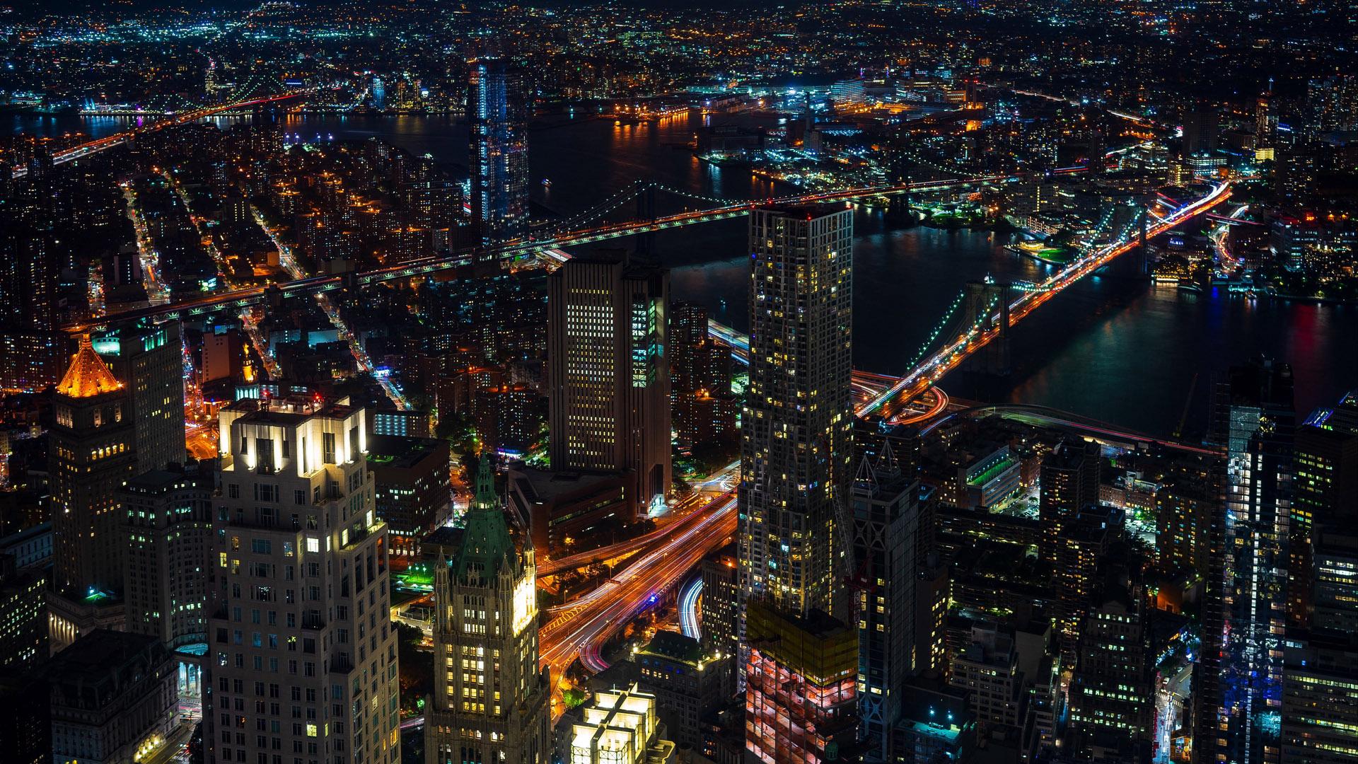 Удивительные обои разных городов для рабочего стола - подборка №10 1