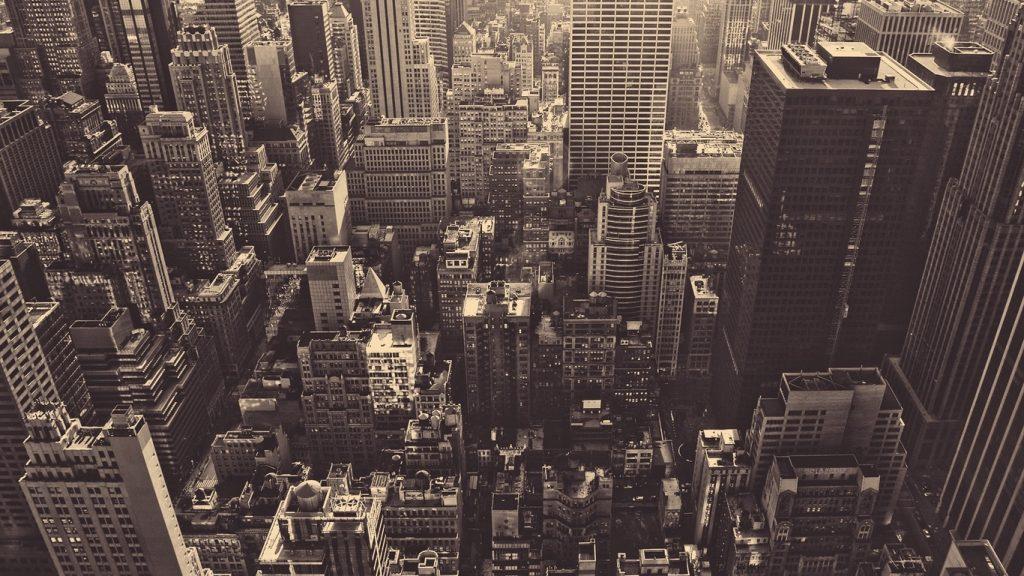 Удивительные обои разных городов для рабочего стола - подборка №10 13