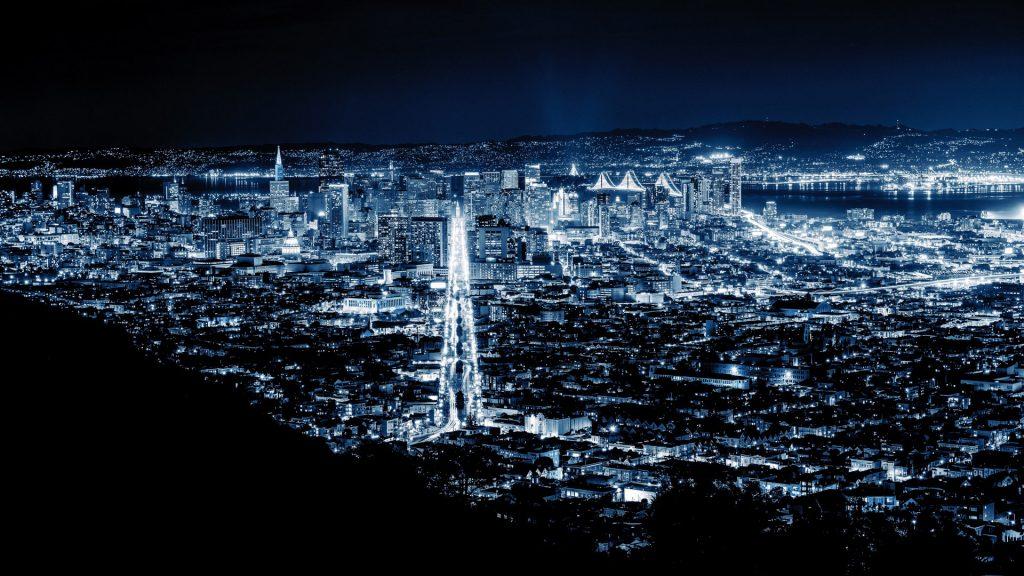Удивительные обои разных городов для рабочего стола - подборка №10 2