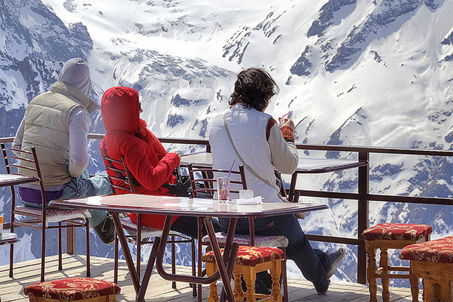 Чем заняться на горнолыжном курорте, если не увлекаешься лыжами 3