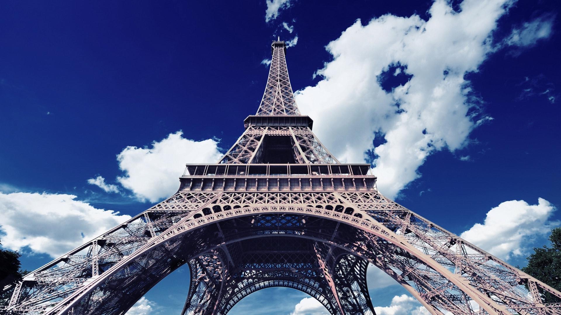 Эйфелева башня - очень красивые и удивительные картинки 10